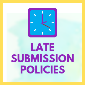 Late Submission Policies